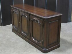 Vintage Baker Furniture Provincial French Collection Sideboard/buffet Mint