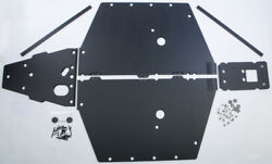 Open Trail Skid Plate With Installation Hardware Uhmw Material Ot-gen-sk