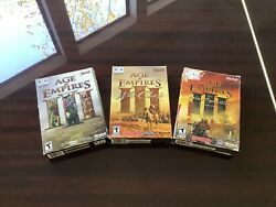 Age Of Empires Iii Full Collection - Mac