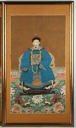 Large Antique Chinese Paintings