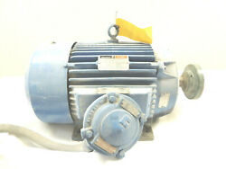 Used Reliance Duty Master Ac Motor 30hp Explosion Proof P28g519d-g08/mn3528
