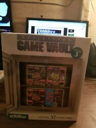 Activision Game Vault Volume 3 Pc Cd Collection Of 57 Atari 2600 And Commodore 64
