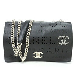 CHANEL ChainShoulder Bag AS0299 Shoulder Bag KataoshiStainless Steel Women