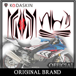 Motorcycle 2d Fairing Body Emblem Stickers Decals Set For Bmw S1000rr 2015-2018