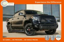 2020 Toyota Tundra TRD PRO 2017 DealerRater Texas Used Car Dealer of the Year! Come See Why!