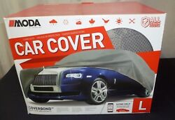 Moda by Coverking Car Cover Multi Layer Semi Custom Fit Large 16#x27; 9quot; 19#x27; p81 $79.99