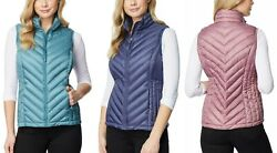 32 Degrees Heat Womenand039s Packable Nylon Vest