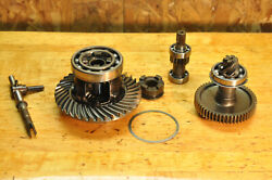 Kubota Gf1800e Gf1800 Complete Differential Assembly K3311-81492 K3311-81490