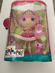 Super Silly Party Jewel Sparkles Lalaloopsy Doll Damaged Box