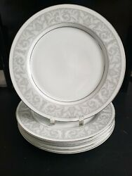 Imperial China By W Dalton Whitney 5671 Made In Japan 5 Dinner Plate 10 1/4 In