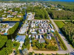 Mobile Home For Sale on the Water in St James City, FL