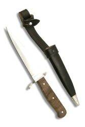 Boker Reproduction Trench Knife With 5-5/8 In. Blade Oak .german Wwi. Authentic