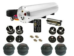 Accuair ENDO-CVT Complete Air Ride Suspension Kit 1961-62 Cadillac SwitchSpeed
