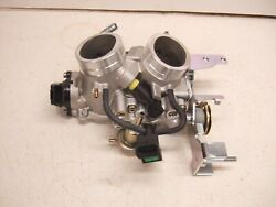 Canam Spyder Throotle Body Assembly 420296972-2008 2009 2010-new Oem-w/sm5 Trans