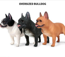 1 4 Scale French Bulldog For Action Figures Toys Hobbie Army Soldier
