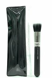 Mac 130sh Short Duo Fibre Brush Goat/synthetic Discontinued New In Plastic Case