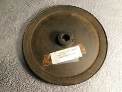 Sherwood 12323 Water Pump Pulley Brand New But Minor Surface Rust Fast Shipping