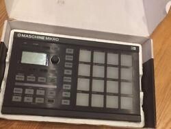 Native Instruments Maschine Mikro NI - Controller Only - No software Bundle