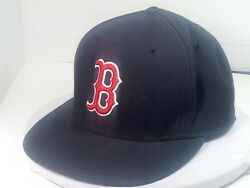 Boston Red Sox World Series Champions Mbl 2013 Fitted Hat New Era 7 3/8