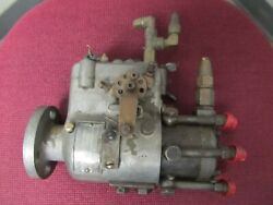 Roosa Master Diesel Injection Pump Core Contl. Td427f-269 Military Sw-ironman