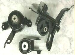 3pc Engine And Transmission Mount For 2008-2014 Scion Xd 1.8l Automatic Fast Ship