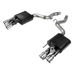 Flowmaster 817799 American Thunder Axle Back Exhaust System Fits 18-21 Mustang