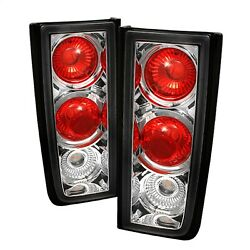 Spyder Auto 5005205 Euro Style Tail Lights Fits 03-09 H2