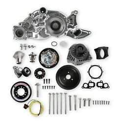 Holley Performance 20-202p Mid-mount Accessory Drive System Kit