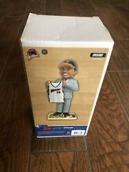 Stephen Curry Golden State Warriors Nba Draft Day Bobblehead Gray Suit
