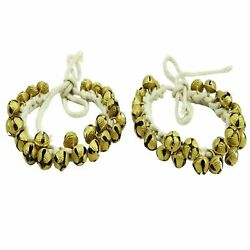 New Brand 50 + 50 Ghungroo Brass Bells Anklets Antique Tribal Scx113