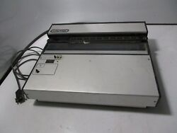 Linseis L6522-is Cryomed Chart Recorder Quality Laboratory Lab Unit Printer