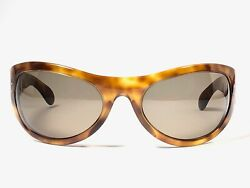 NEW VINTAGE PIERRE MARLY TORTOISE SERGE GAINSBOURG 1960'S SUNGLASSES FRANCE
