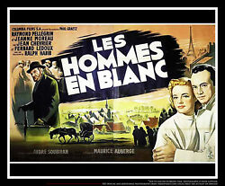 Doctors On Linen 5x8 Ft Double French Grande Movie Poster Original 1955