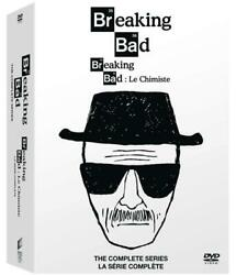 Breaking Bad The Complete Series Blu-ray 2019 16-disc Set Canadian