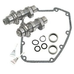 Sands Cycle 585c Grind Chain Drive 96-103 Cam Kit .585 Lift Harley Twin Cam 07-16