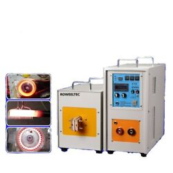 Big Sale 30kw 30-80khz High Frequency Induction Heater Furnace Lh-30ab T