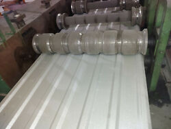 PEARSON METAL ROOFING  WALL PANEL ROLLFORMER LINE 3