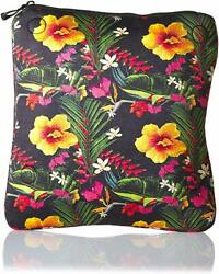 Hurley Neoprene Beach Ready Printed Clutch Floral 11.5quot; x 12.5quot; $12.00