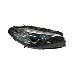 New Right Side Hid Headlight Lens And Housing Fits 2014-2016 Bmw 520i Bm2519159