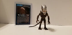 Xenomorph Brown Clear Top Club 28 Aliens Loyal Subjects Target Exclusive Limited