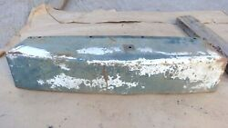1948 1949 1950 Ford Truck Lower Grille Pan Original Pickup Panel Below Grill F1