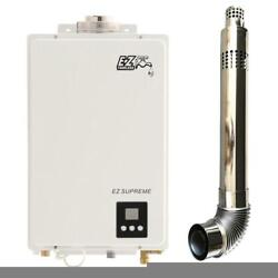 Ez Tankless Supreme On Demand 8.2 Gpm 165,000 Btu Natural Gas Tankless Water