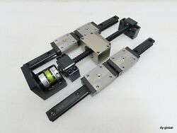 Z Axis Linear Actuator Parts 5mm Lead Thk Hsr20r Ground 1505 Act-i-148=1e511g13