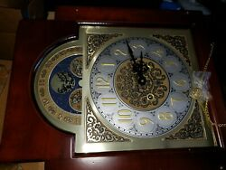 Build Your Own 9619 Floor Grandfather Clock 1500 Parts Only