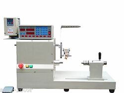 New Computer Fully Automatic Coils Winder Winding Machine With Large Baseboard T