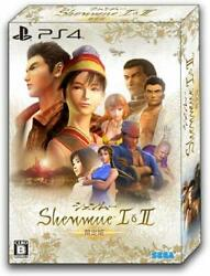 Ps4 Shenmue I And Ii 1 And 2 Limited Ed W/ Sound Collection 2 From Japan ... Japan