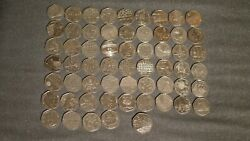 Very Rear 50p Coins Collection