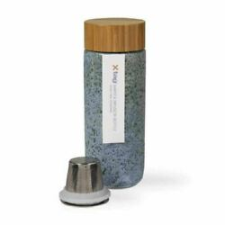 Tag Barista Infuser Bottle With Infuser Ocean Blue