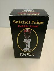 SATCHEL PAIGE PITTSBURGH CRAWFORDS PIRATES BOBBLE HEAD DOLL STADIUM GIVE AWAY $30.00