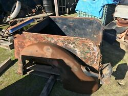 Ford Pick-up Bed Antique Model-a Rat Rod T-bucket